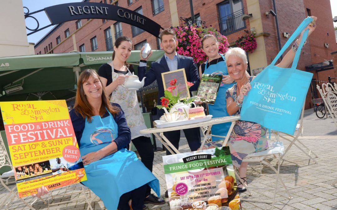 Food Festival expands into Town Centre