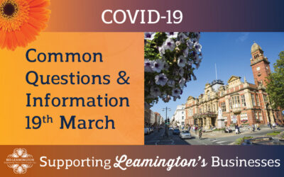 Common Questions: 19 March