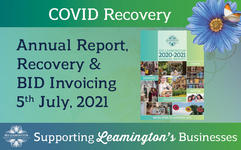 Our Annual Report, Invoicing & Next Steps